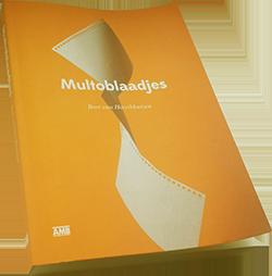 Boek Multoblaadjes - Bart van Heerikhuizen